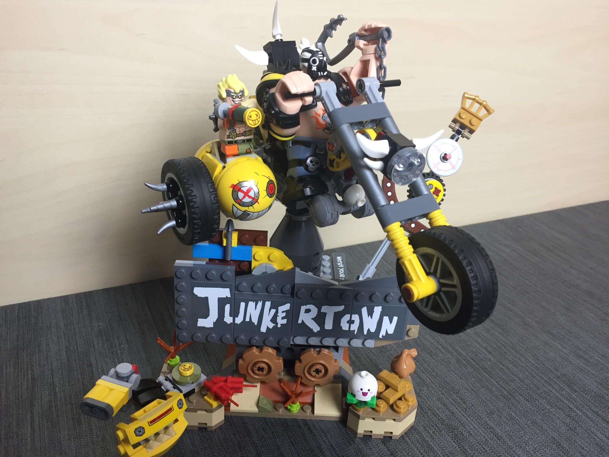lego-overwatch-75977-junkrat-and-roadhog-zusammengebaut-2019-timon-freitag zusammengebaut.com