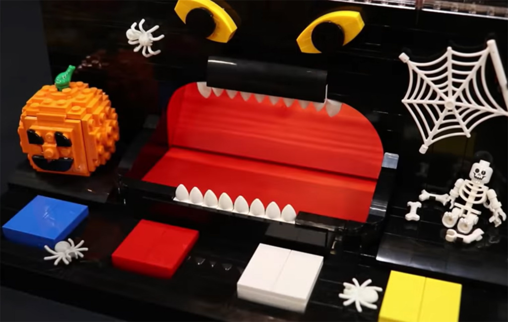 lego-schokoladen-automat-nah-jkbrickworks zusammengebaut.com