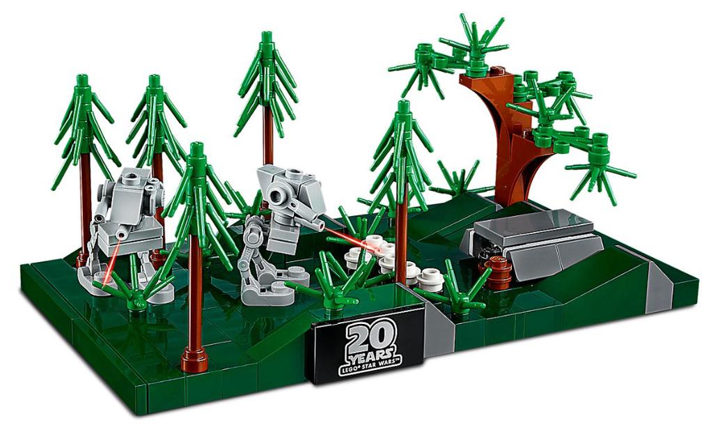 lego-star-wars-40362-die-schlacht-von-endor-mikromodell-2019-inhalt zusammengebaut.com