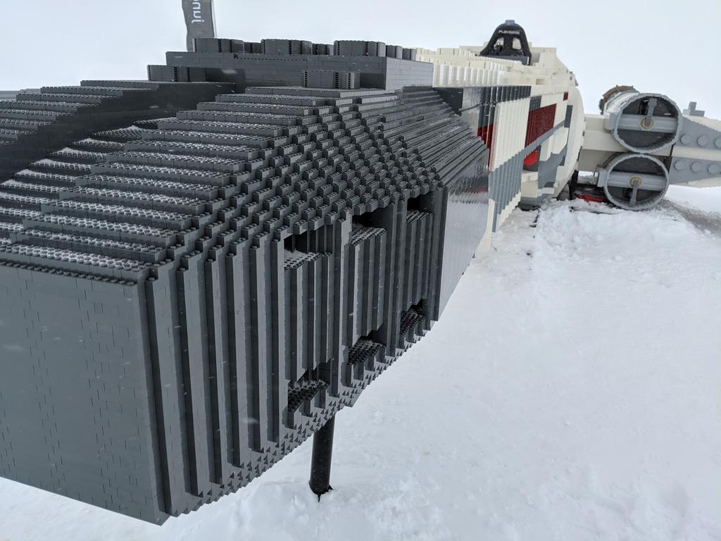 lego-star-wars-x-wing-nachbau-spitze-jungfraujoch-2019-zusammengebaut-andres-lehmann zusammengebaut.com