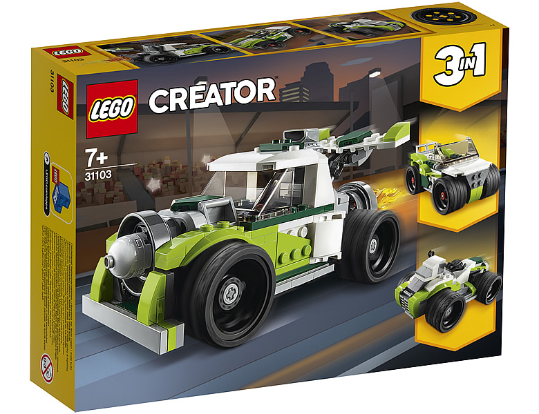 31103-lego-creator-sports-car-raketenfahrzeug-2020-box zusammengebaut.com