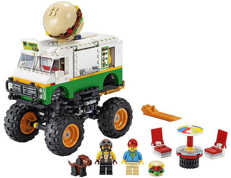 31104-lego-creator-burger-monster-truck-2020-inhalt zusammengbaut.com