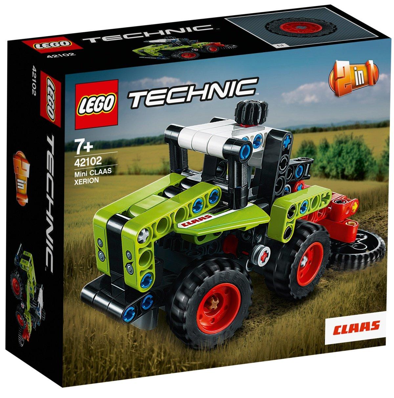 42102-lego-technic-mini-claas-xerion-box-2020 zusammengebaut.com
