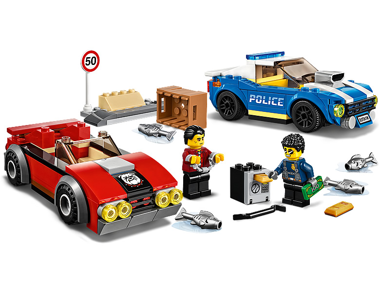 60242-lego-city-police-highway-arrest-inhalt zusammengebaut.com