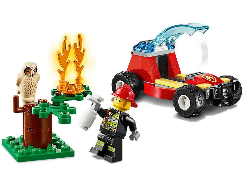 60247-lego-city-forest-fire-inhalt zusammengebaut.com