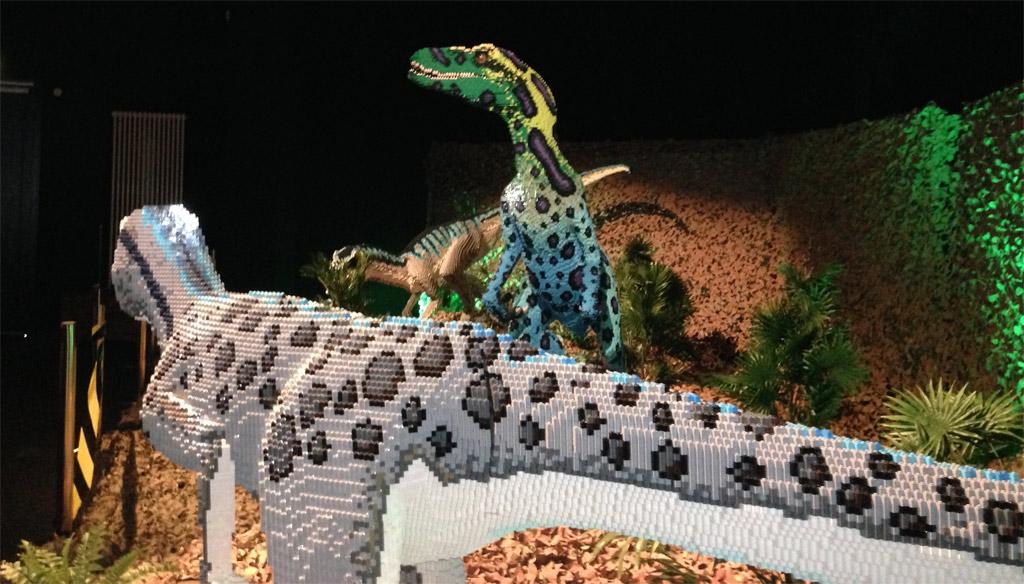 Dinosaurier Ausstellung Köln