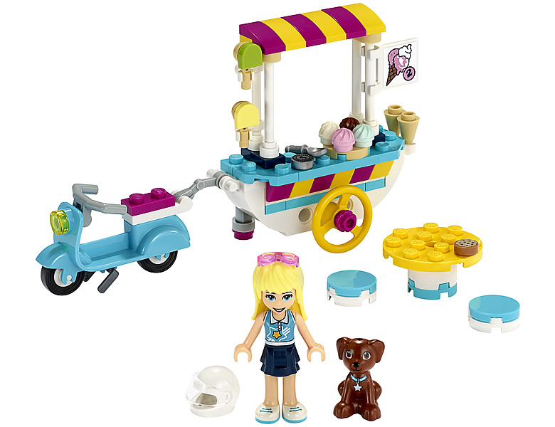 lego-friends-stephanies-mobile-ice-cream-cart-41389-inhalt zusammengebaut.com