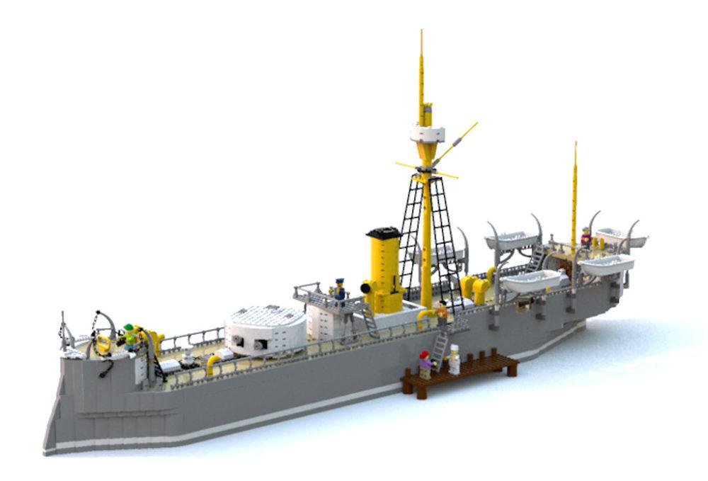 lego-ideas-the-huascar-aldrin-schiff zusammengebaut.com