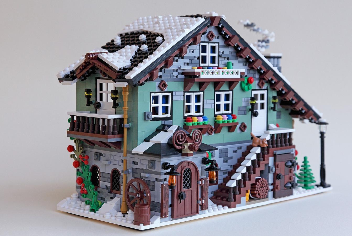 lego-ideas-winter-chalet-sdrnet-2019-2 zusammengebaut.com