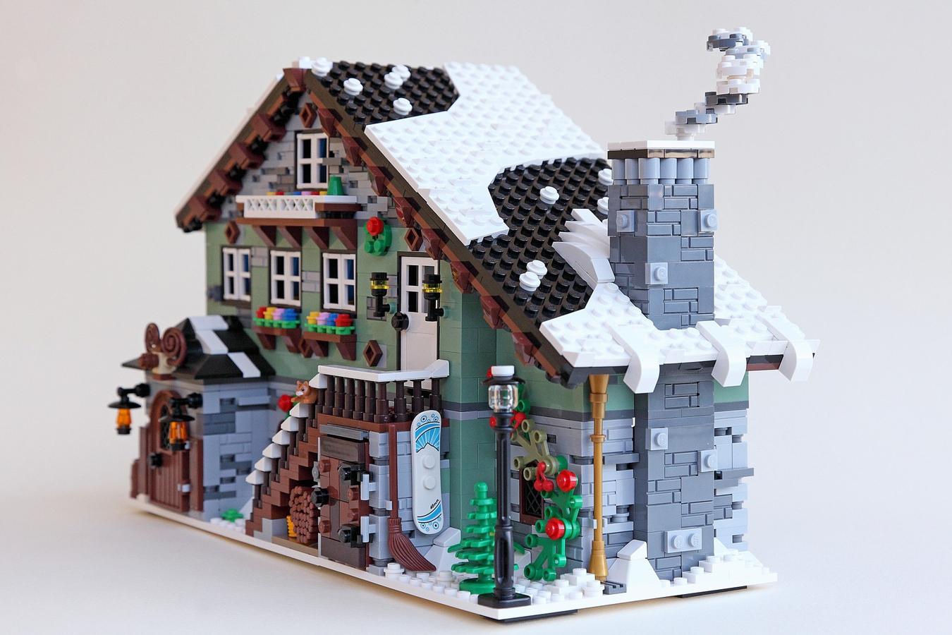 lego-ideas-winter-chalet-sdrnet-2019-4 zusammengebaut.com