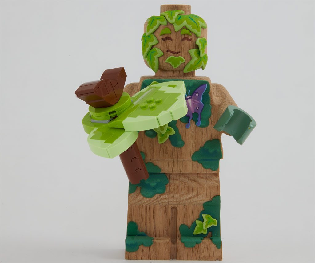 lego-originals-upscaled-wooden-minifigure-853967-2019-gruen zusammengebaut.com
