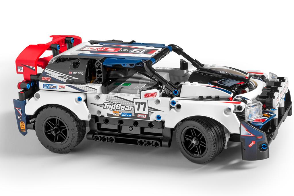 lego-technic-42109-app-controlled-top-gear-rally-car-2019-seitenansicht zusammengebaut.com