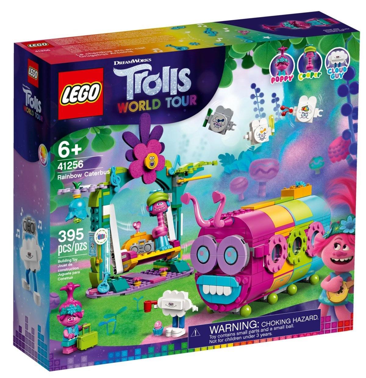 41256-lego-trolls-rainbow-caterbus-box-2020 zusammengebaut.com