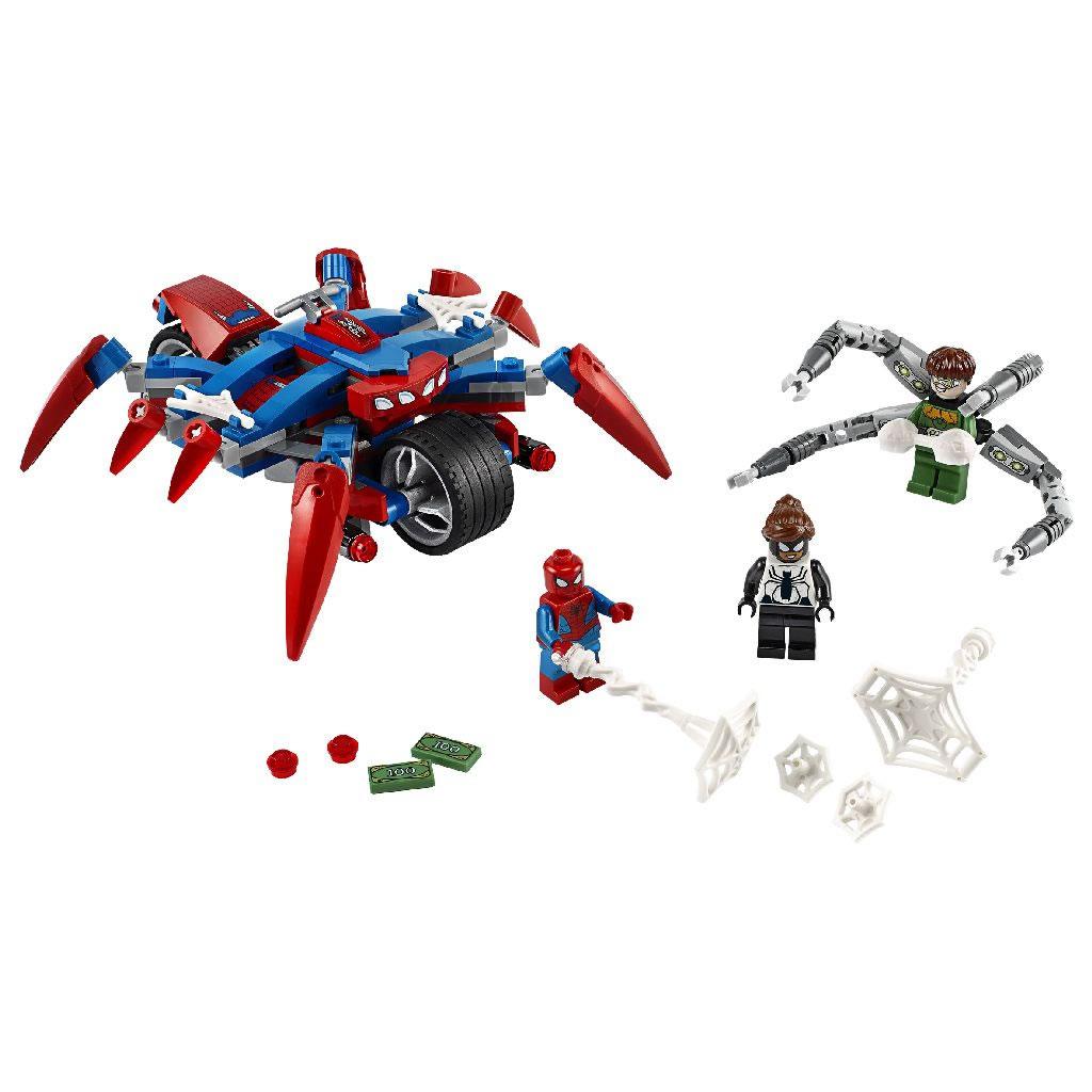 76148-lego-marvel-spiderman-doc-ock-inhalt-2020 zusammengebaut.com