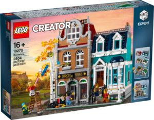 lego-creator-expert-10270-buchladen-bookshop-modular-building-box-front-2020-zusammengebaut zusammengebaut.com