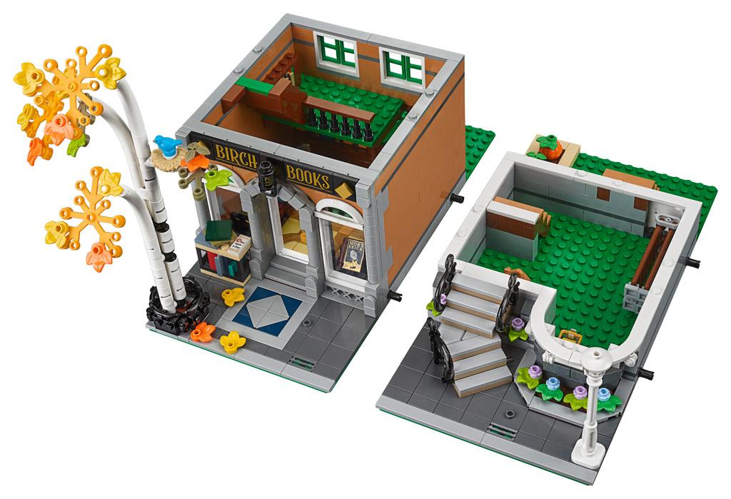 lego-creator-expert-10270-buchladen-bookshop-modular-building-erdgeschoss-2020-zusammengebaut zusammengebaut.com