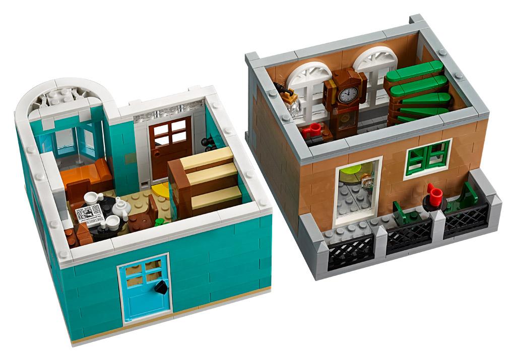 lego-creator-expert-10270-buchladen-bookshop-modular-building-rueckseite-stockwerk-2020-zusammengebaut zusammengebaut.com