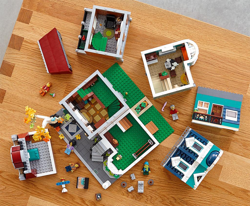 lego-creator-expert-10270-buchladen-bookshop-modular-building-stockwerke-2020-zusammengebaut zusammengebaut.com