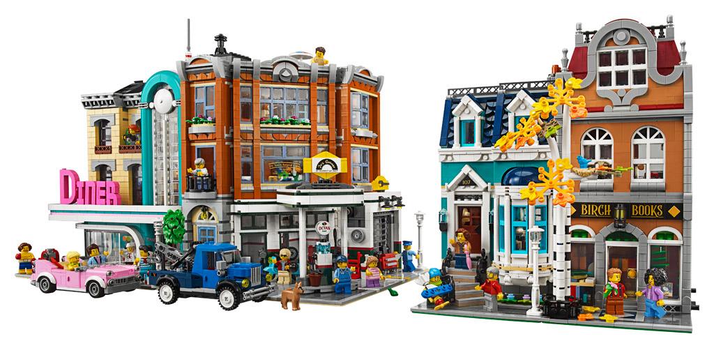 lego-creator-expert-10270-buchladen-bookshop-modular-building-uebersicht-2020-zusammengebaut zusammengebaut.com