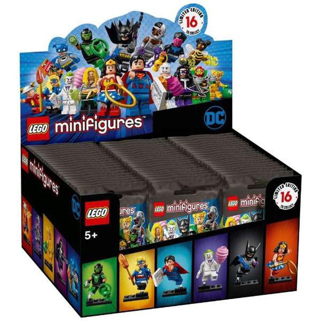 lego-dc-minifiguren-sammelserie-71026-box zusammengebaut.com (bald auch eine Marvel Minifigurenserie?)