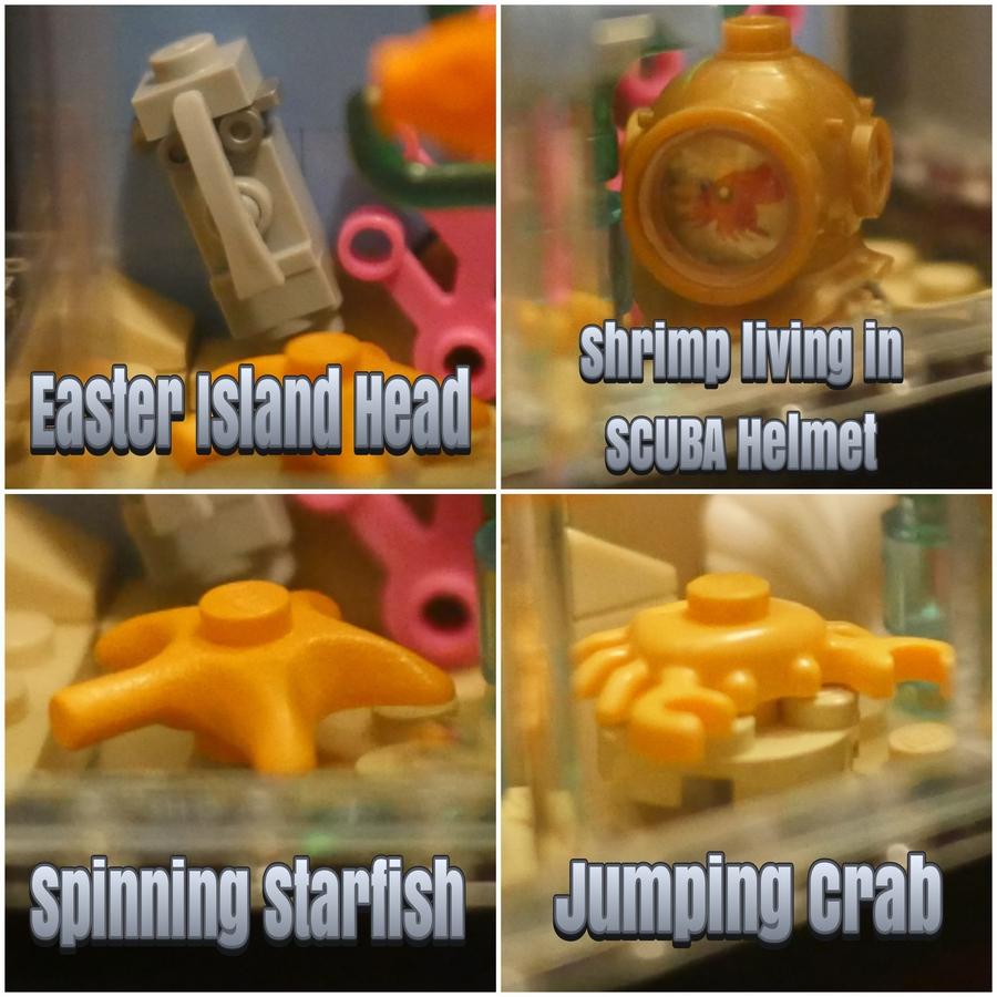 lego-ideas-clockwork-tiere-aquarium-mjsmiley zusammengebaut.com