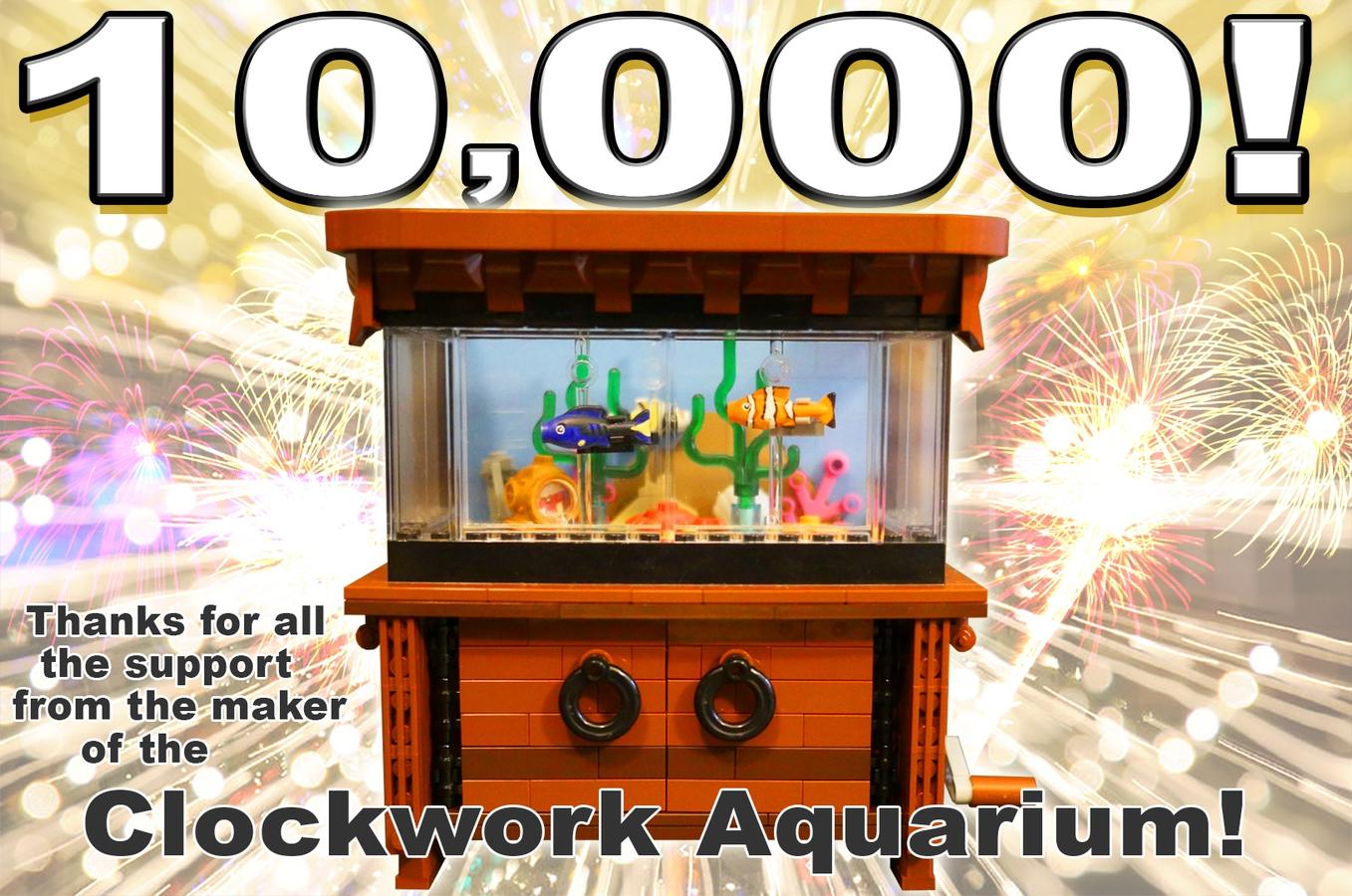 lego-ideas-clockwork-tiere-feuerwerk-aquarium-mjsmiley zusammengebaut.com