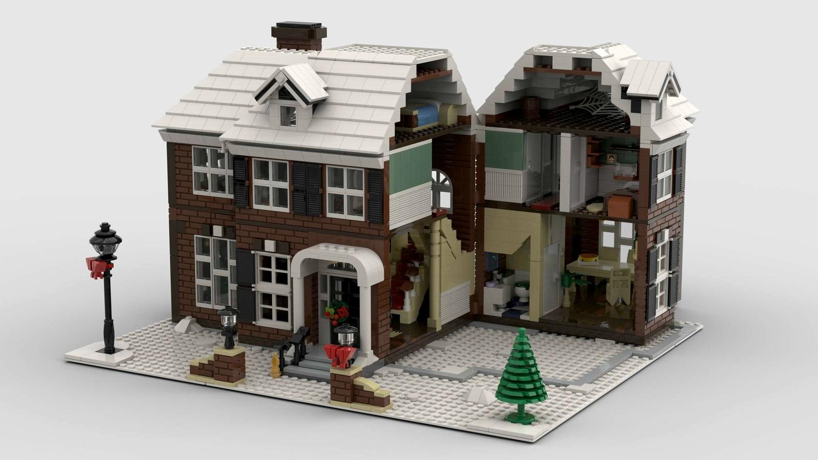 lego-ideas-home-alone-aufklappen-adwind zusammengebaut.com