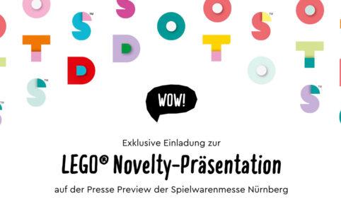 lego-dots-spielwarenmesse-nuernberg-2020 zusammengebaut.com