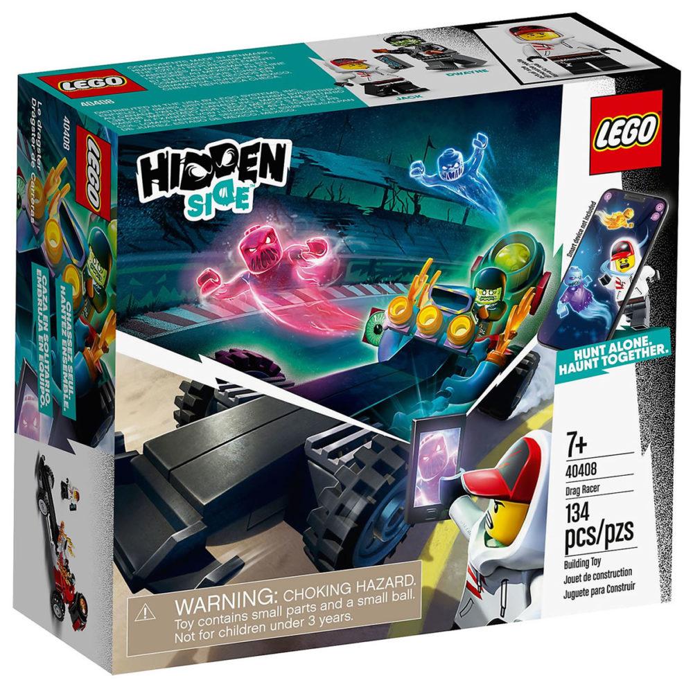 lego-hidden-side-40408-drag-racer-box-2020 zusammengebaut.com