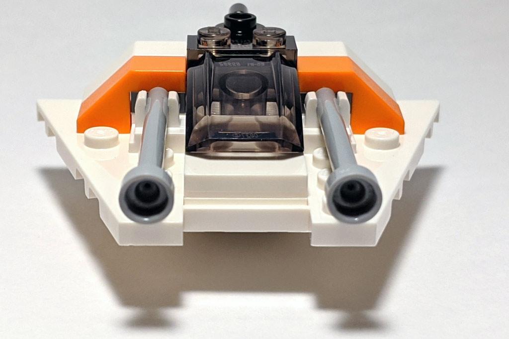 lego-star-wars-magazin-ausgabe-55-inhalt-snowspeeder-front-2020-zusammengebaut-andres-lehmann zusammengebaut.com