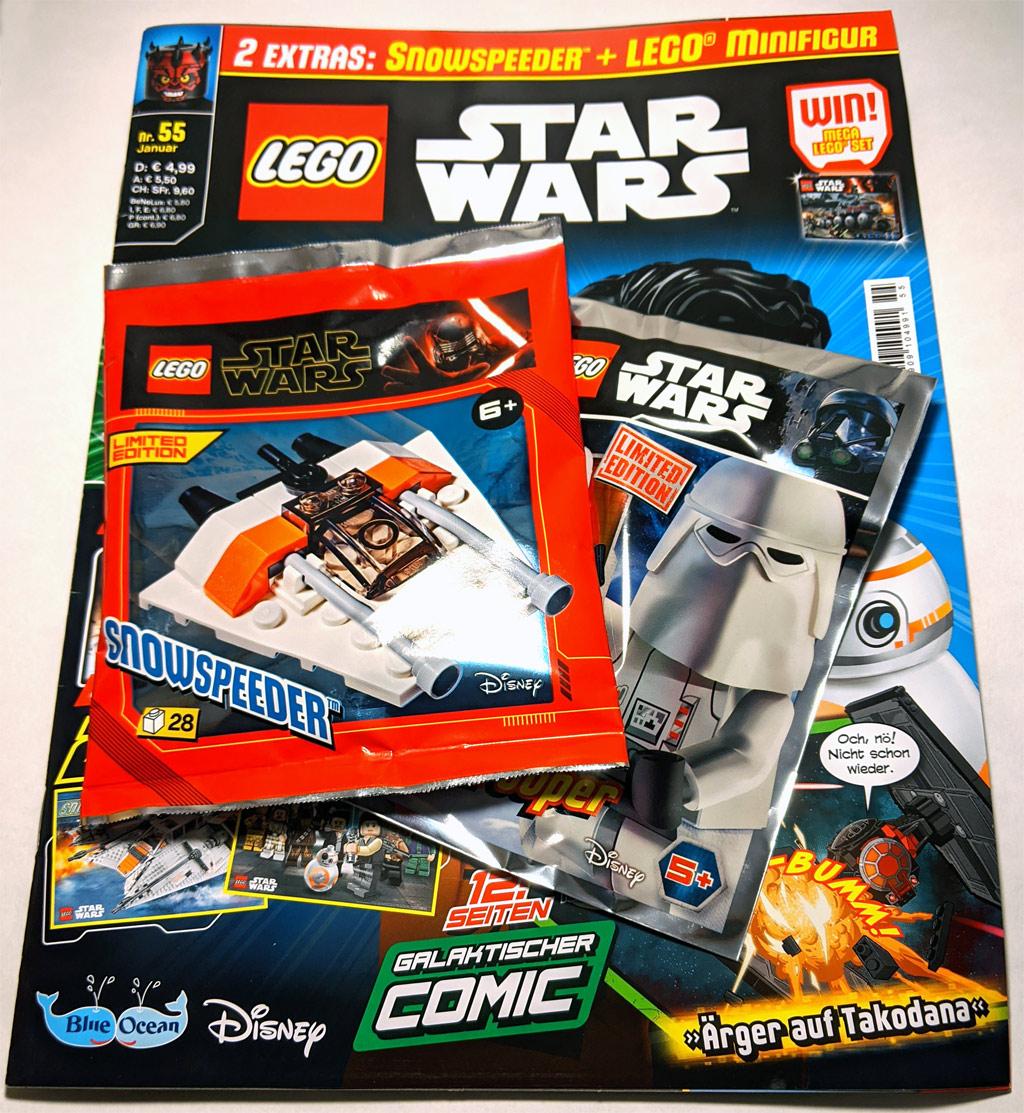 lego-star-wars-magazin-ausgabe-55-inhalt-snowspeeder-trooper-cover-2020-zusammengebaut-andres-lehmann zusammengebaut.com