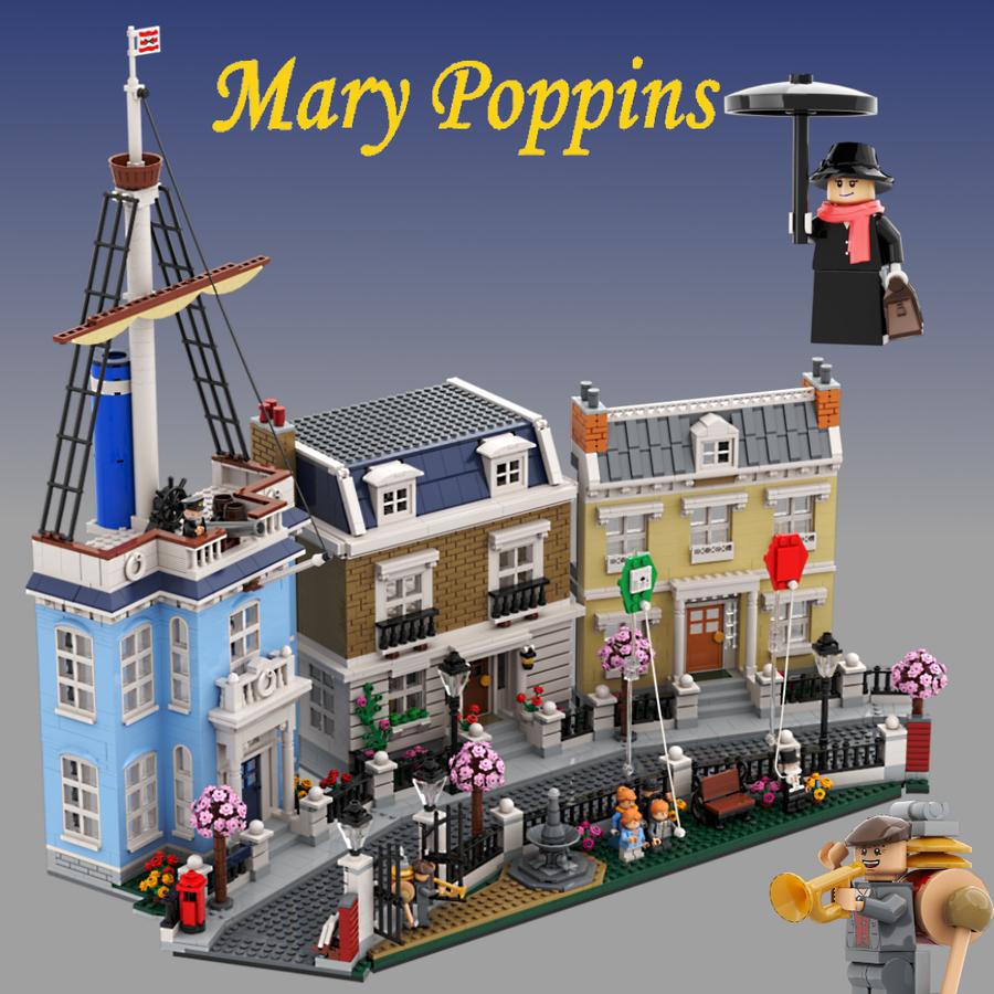 zusammengebaut_lego_ideas_marry_poppins_Vorderseite zusammengebaut.com