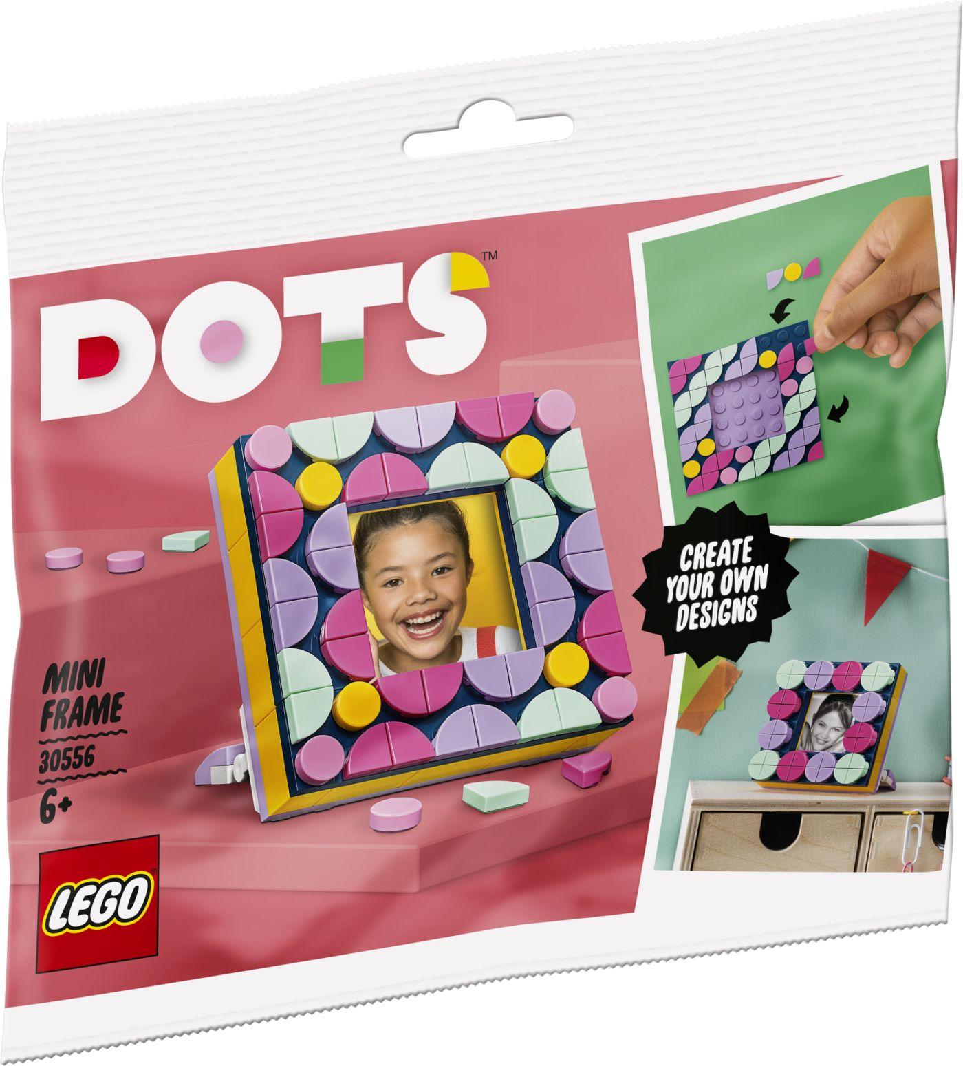 lego-dots-30556-kleiner-bilderrahmen-polybag zusammengebaut.com