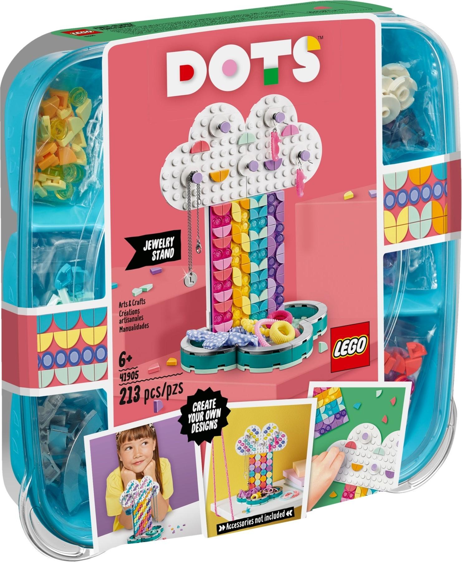 lego-dots-41905-schmuckbaum-2020 zusammengebaut.com