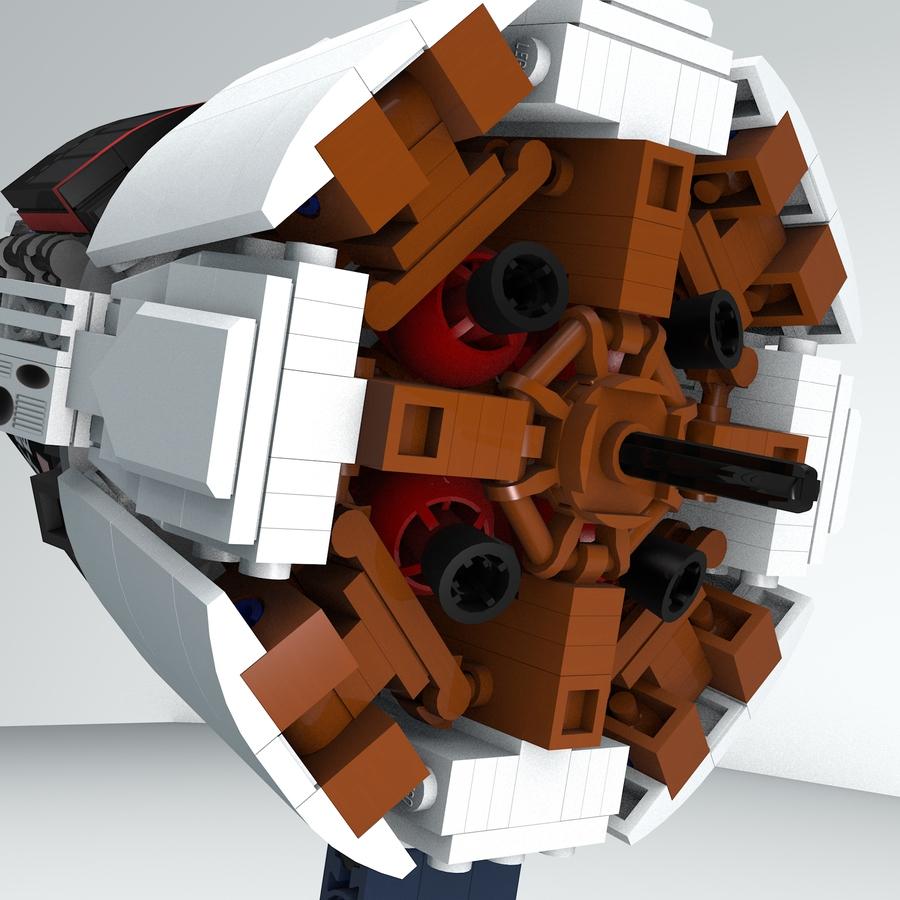 lego-ideas-mini-fig-scale-project-gemini-3-stevenhoward27 zusammengebaut.com