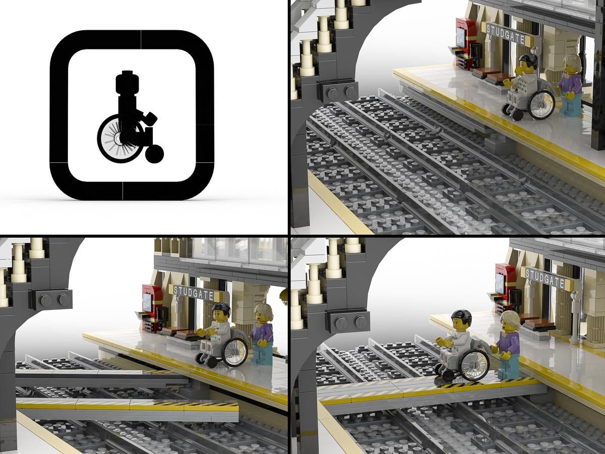 lego-ideas-the-train-station-barrierefrei-studgate-front-bricky-brick zusammengebaut.com