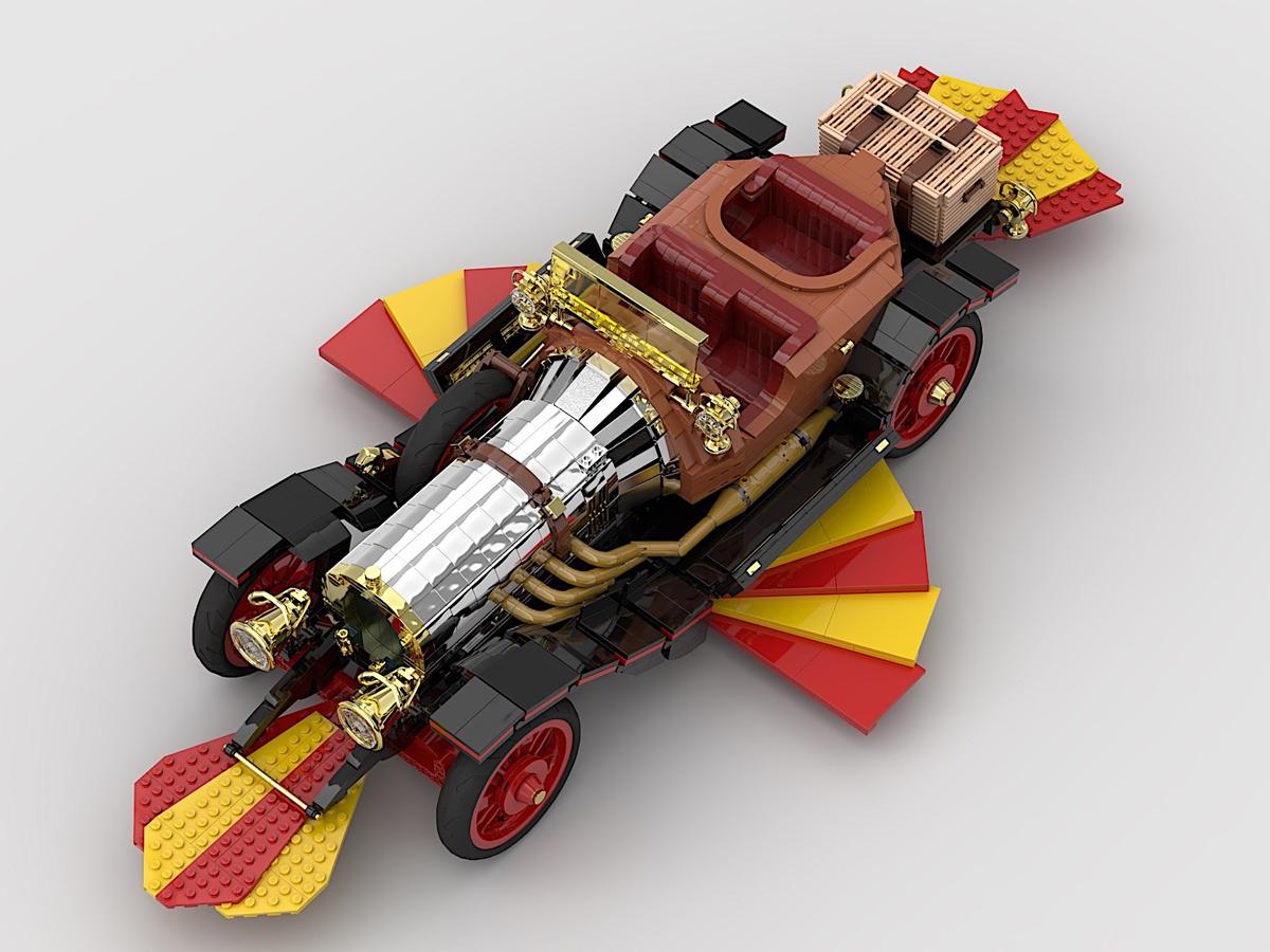 lego-ideas-ucs-chitty-chitty-bang-bang-norders-2020-2 zusammengebaut.com