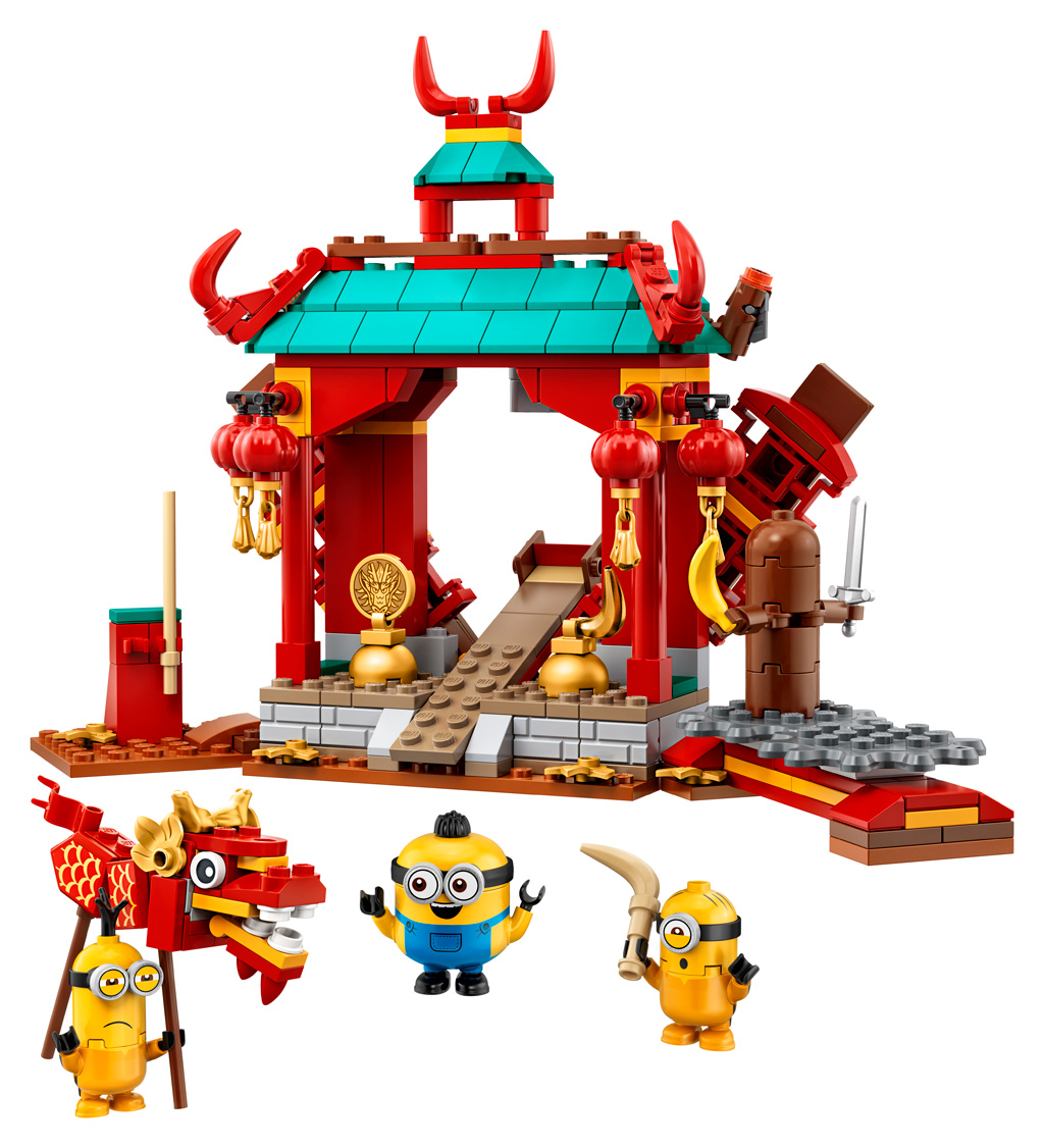 lego-minions-75550-minions-kung-fu-battle-2020 zusammengebaut.com