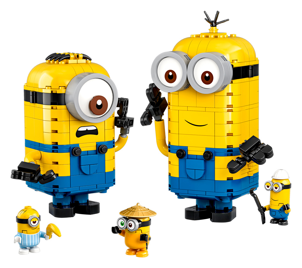lego-minions-75551-brick-built-minions-and-their-lair-2020 zusammengebaut.com