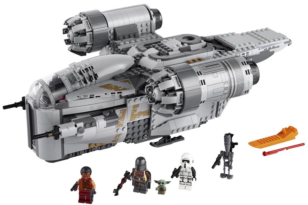 lego-star-wars-75292-mandalorian-the-razor-crest-2020-inhalt zusammengebaut.com