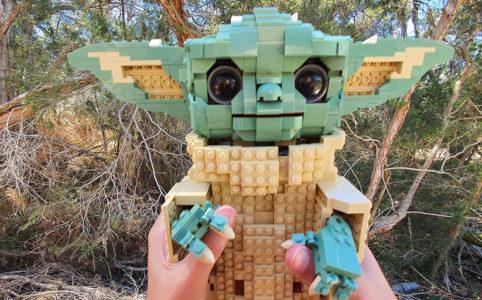 Baby-Yoda by Wilson Du