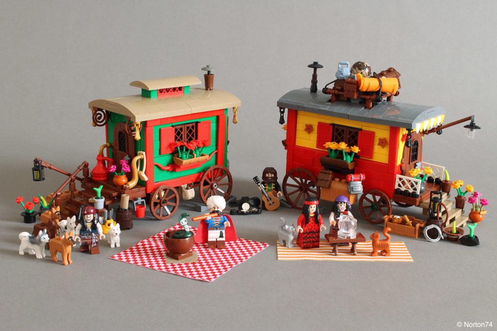 gypsy-wagons-norton zusammengebaut.com