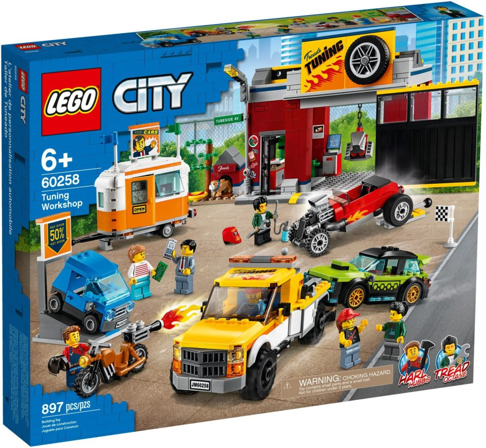 lego-city-60258-tuning-werkstatt-2020 zusammengebaut.com