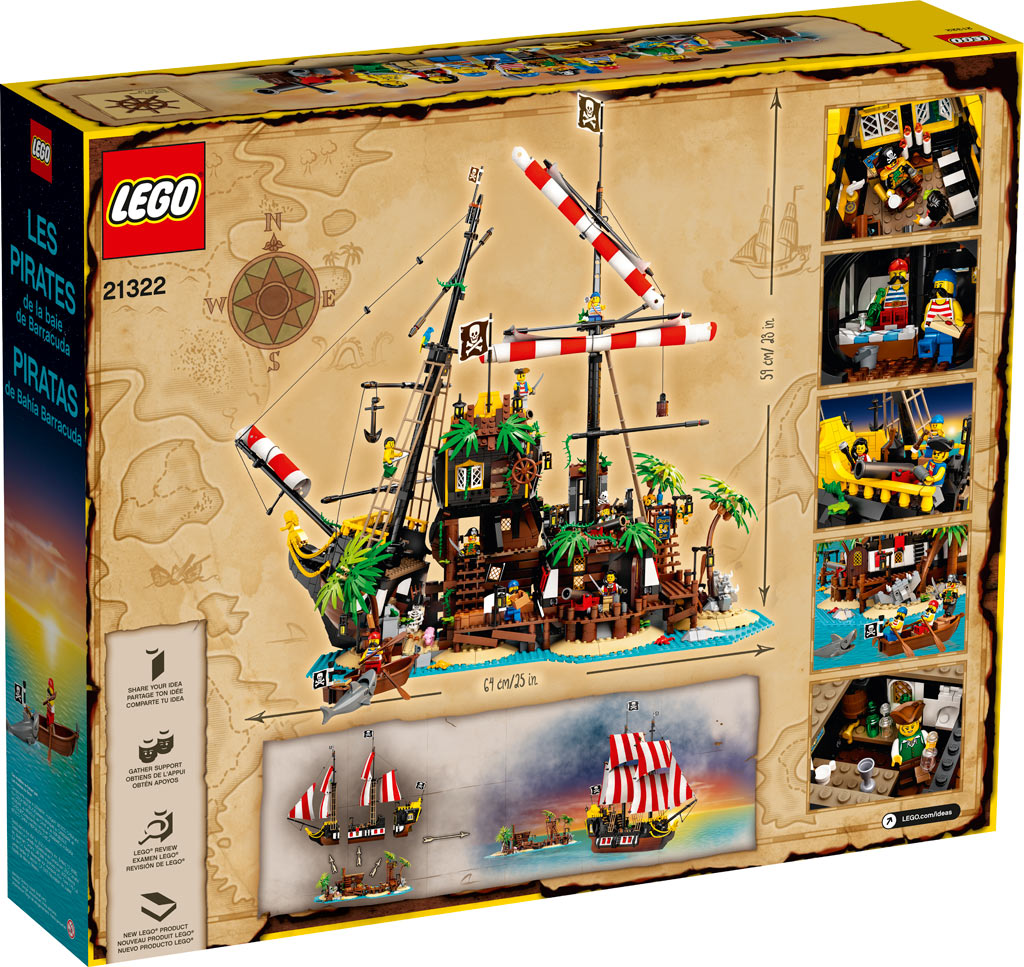 lego-ideas-21322-pirates-of-barracuda-bay-piraten-bucht-2020-box-rueckseite zusammengebaut.com