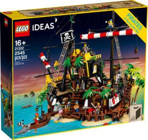 lego-ideas-21322-pirates-of-barracuda-bay-piraten-bucht-2020-box-vorderseite zusammengebaut.com
