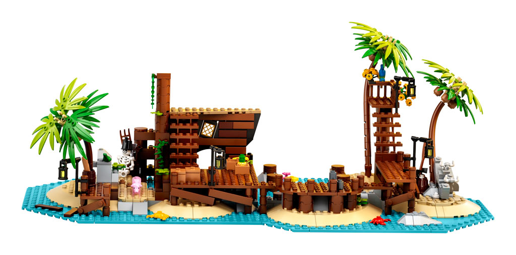 lego-ideas-21322-pirates-of-barracuda-bay-piraten-bucht-2020-insel zusammengebaut.com