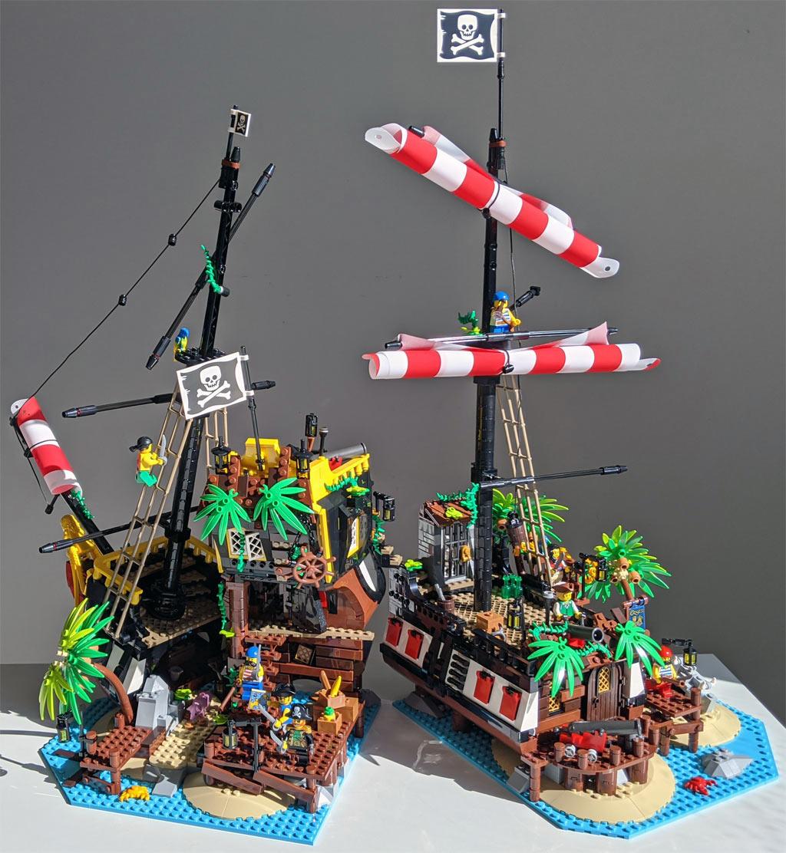lego-ideas-21322-pirates-of-barracuda-bay-piraten-bucht-gesamtansicht-sonne-zwei-teile-platten-2020-zusammengebaut-andres-lehmann zusammengebaut.com