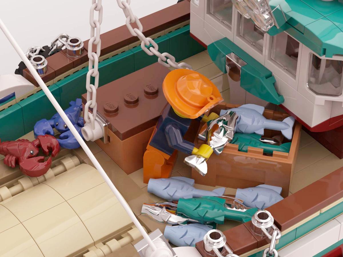 lego-ideas-the-great-fishing-boat-edouard-clo-fische zusammengebaut.com