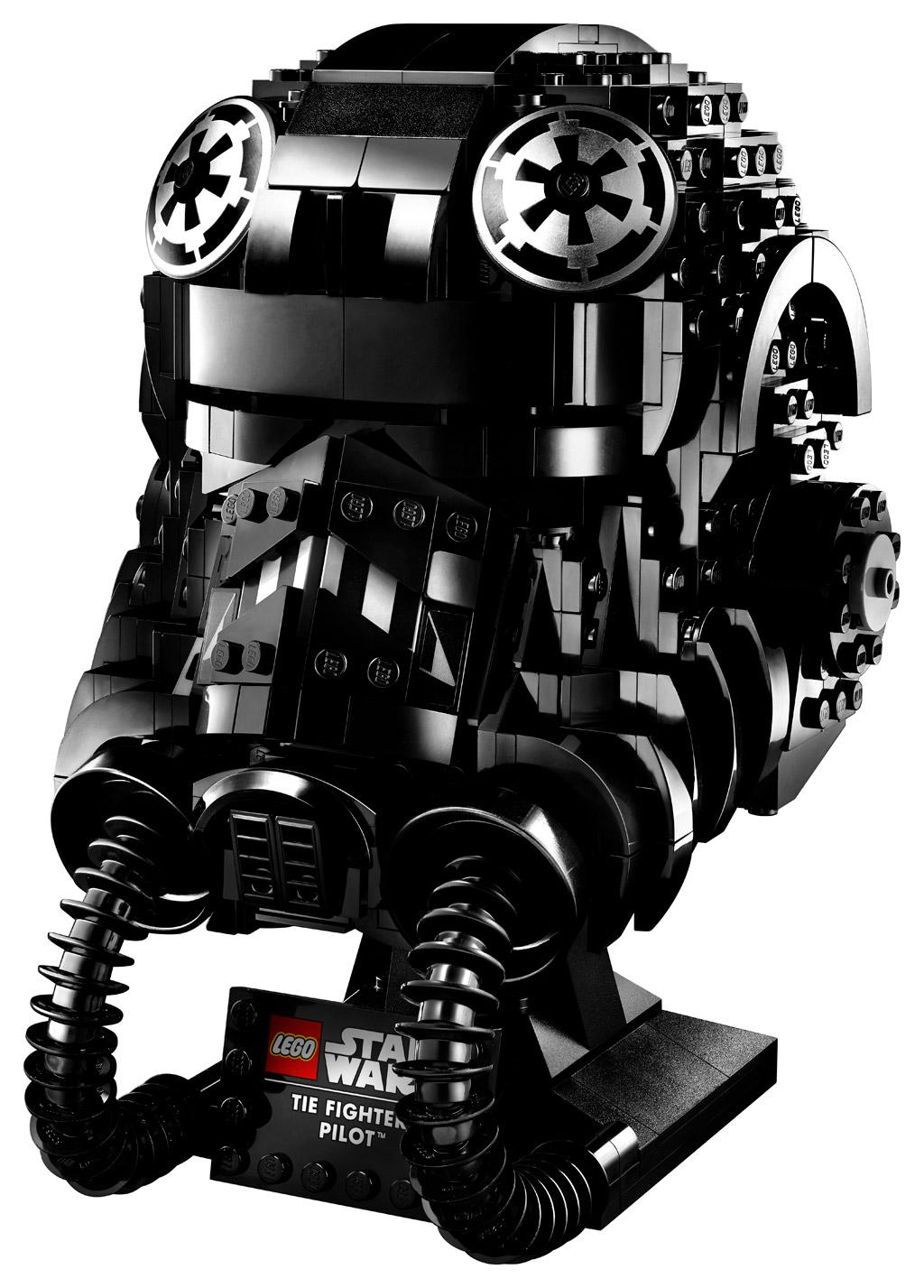 lego-star-wars-75274-tie-fighter-pilot-helm-2020 zusammengebaut.com
