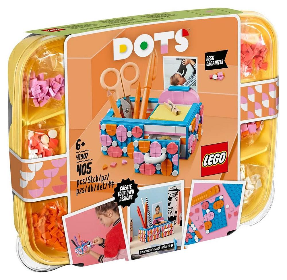 41907-lego-dots-desk-organizer zusammengebaut.com